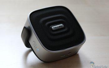 Test: TP-Link groovi ripple – kleiner Lautsprecher ganz schön groß