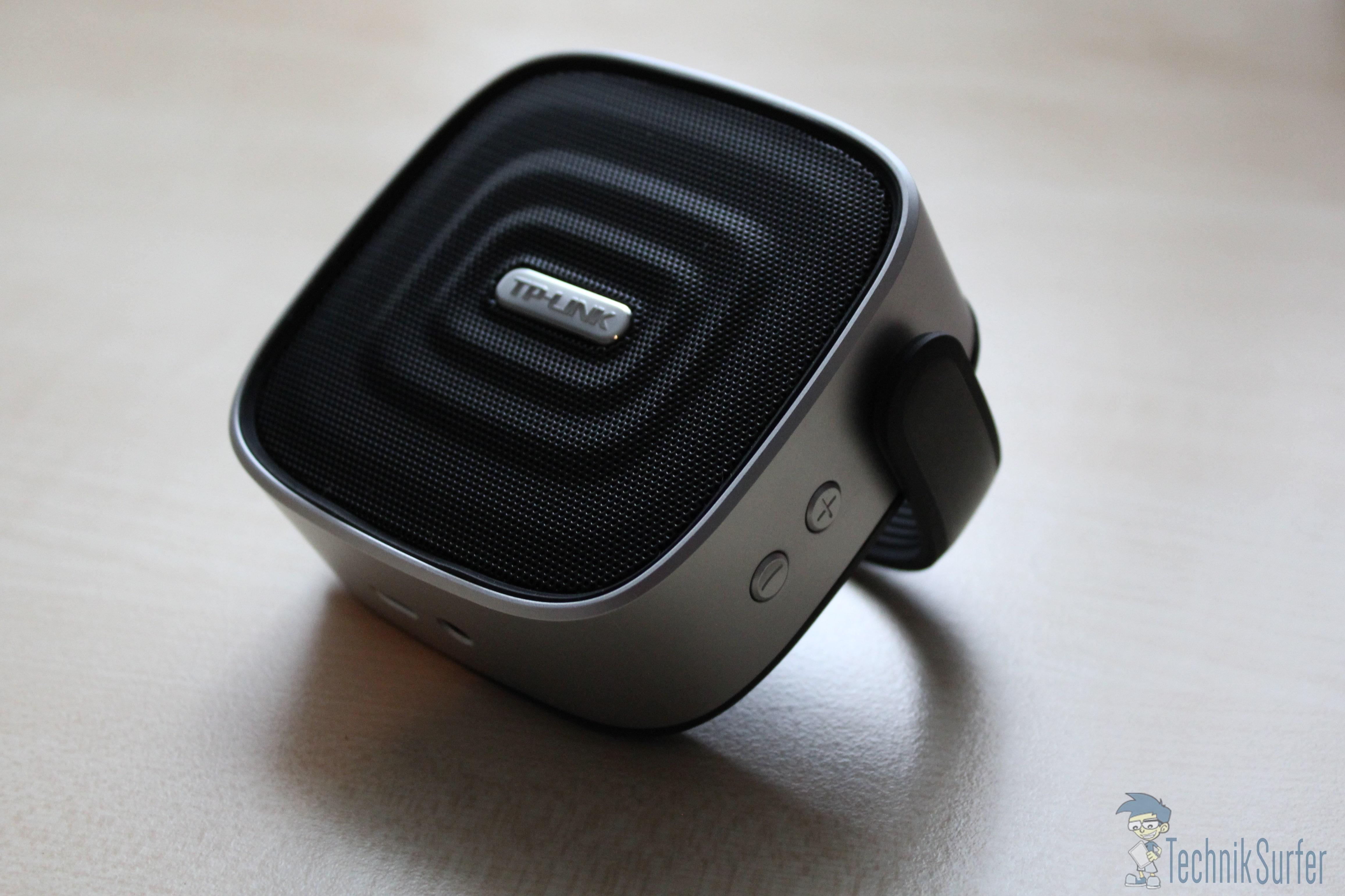 TP-Link bietet mit dem groovi ripple einen perfekten Lautsprecher für unterwegs groovi ripple Test: TP-Link groovi ripple – kleiner Lautsprecher ganz schön groß groovi2