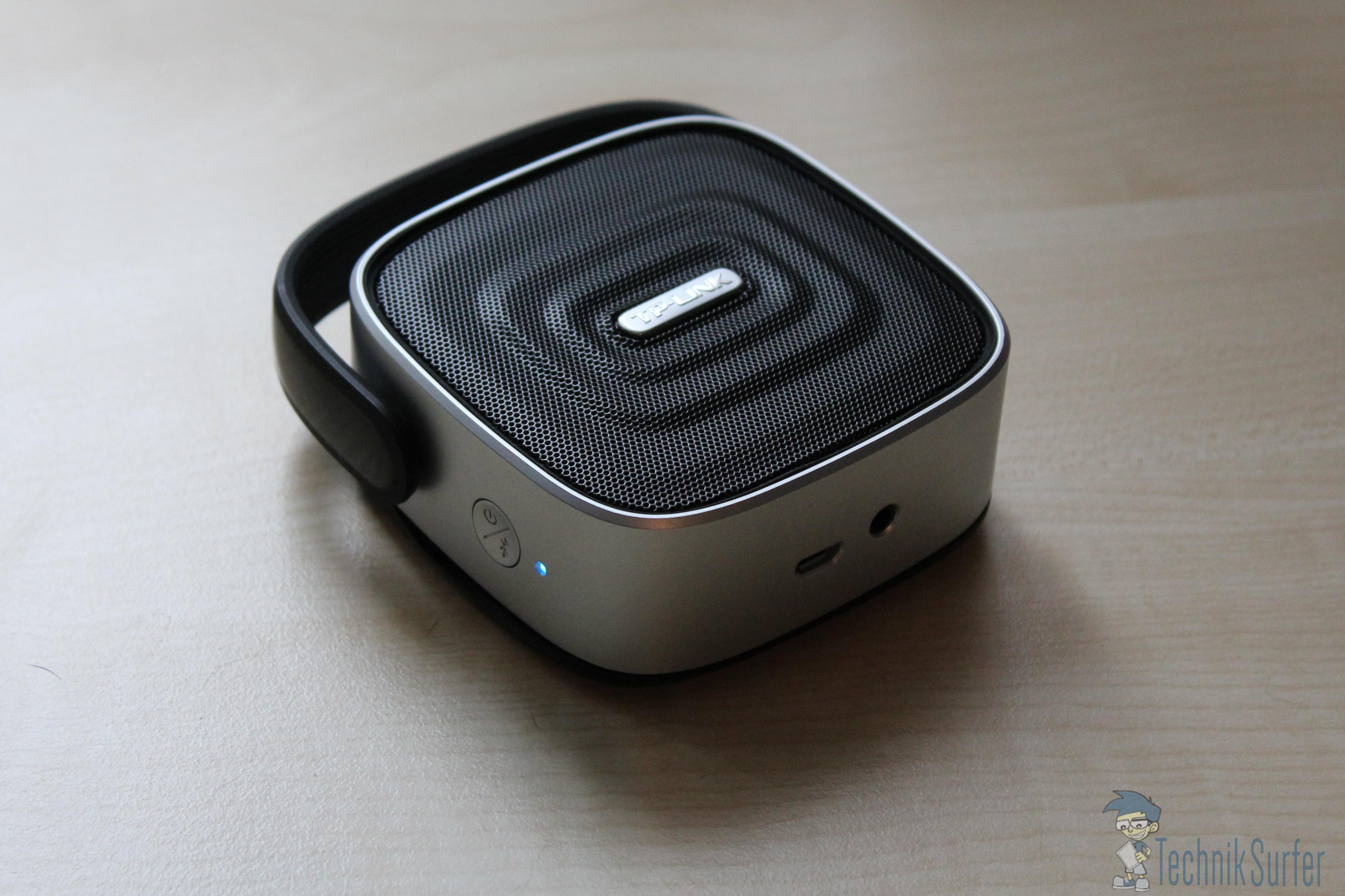 Der TP-Link groovi ripple unter der Lupe groovi ripple Test: TP-Link groovi ripple – kleiner Lautsprecher ganz schön groß groovi3