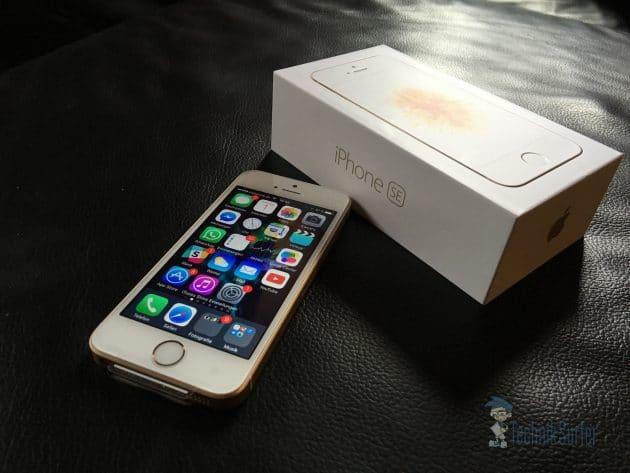 iphone se iPhone SE getestet – kleines Smartphone mit großer Technik iPhone SE im Test 630x473