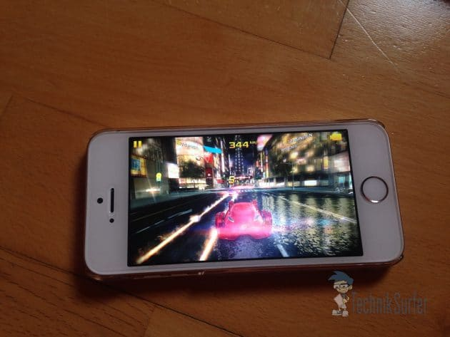 iPhone SE und die Performance iphone se iPhone SE getestet – kleines Smartphone mit großer Technik iPhone SE und die Performance 630x473