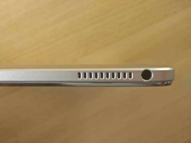 Der Sound des Huawei MediaPad M2 - Drehwahn garantiert huawei mediapad m2 Test: Huawei MediaPad M2 10.0 – das überdurchschnittliche Tablet lautsprecher 630x473