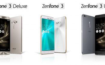 Asus legt mit ZenFone 3 Generation los – jetzt wird's heiß