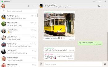 WhatsApp veröffentlicht Desktop-App für Windows und OS X