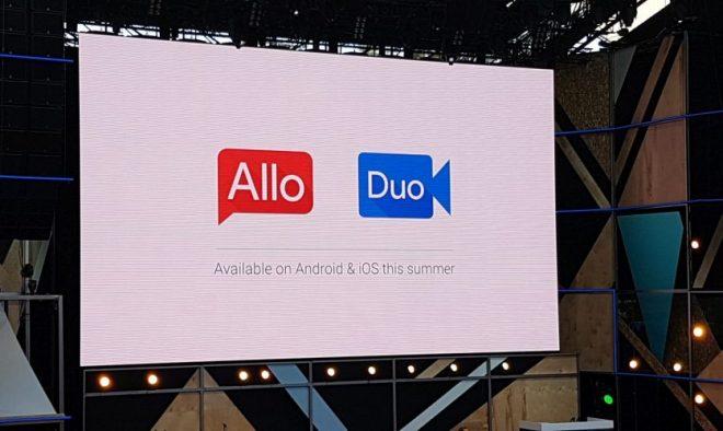 lo-c google allo und duo messenger Allo Google I/O: intelligenter Messenger bedroht WhatsApp Allo und Duo vorgestellt 660x394