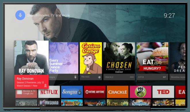 lo-c android tv Android TV Google I/O: Updates von Android TV und Google Cast dürfen nicht fehlen Android TV 660x390
