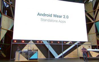 Google I/O: Android Wear 2.0 kommt im Herbst mit Handschrifterkennung