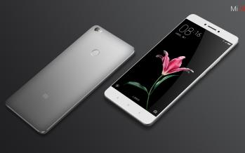 Xiaomi Mi Max mit Riesendisplay vorgestellt