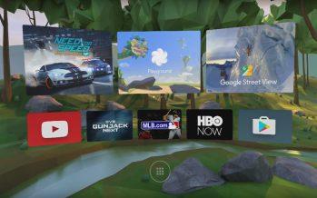Google I/O: Daydream soll den VR-Markt auf den Kopf stellen