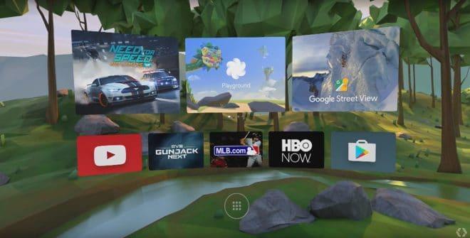 dv-c google daydream virtual reality Daydream Google I/O: Daydream soll den VR-Markt auf den Kopf stellen Daydream mit eigener Plattform 660x335