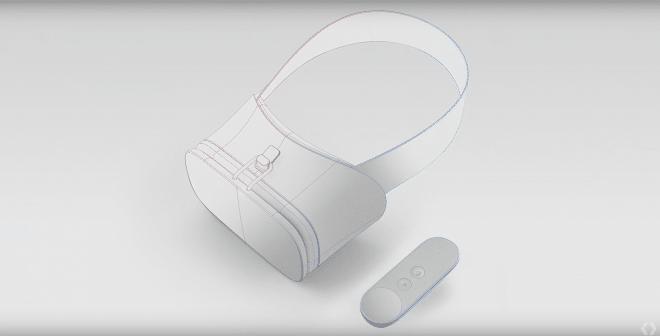 dv-c google daydream Daydream Google I/O: Daydream soll den VR-Markt auf den Kopf stellen Google Daydream 660x336