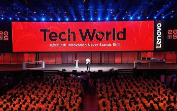 Lenovo Tech World 2016 steigt am 09. Juni