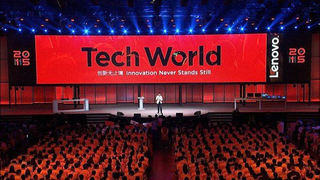 ac-c lenovo tech world lenovo tech world Lenovo Tech World 2016 steigt am 09. Juni Lenovo Tech World 2015 660x371