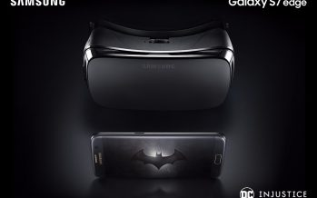 Samsung Galaxy S7 edge kommt in exklusiver Batman-Edition