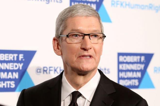 Tim Cook redet Apple schön Apple Tim Cook versucht Apple-Aktionäre zu beruhigen Tim Cook redet Apple schoen 660x440