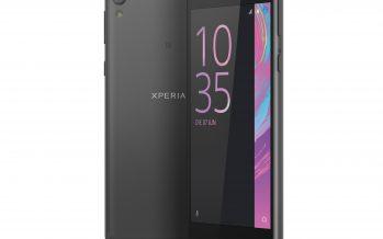 Sony Xperia E5 vorgestellt