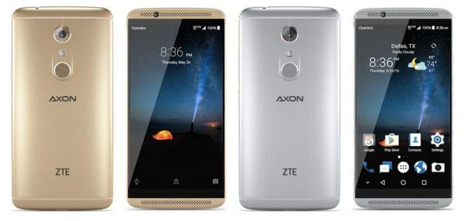 dv-c zte axon 7 ZTE Axon 7 ZTE Axon 7 soll Highend-Sparte angreifen – erstes Smartphone mit Android N ZTE Axon 7 660x315