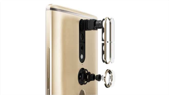 dv-c lenovo phab 2 pro Lenovo Phab 2 Lenovo Phab 2 Serie vorgestellt – marktreifes Smartphone mit Project Tango ist da 08 Phab2 Pro Exploded Camera Closeup 660x372