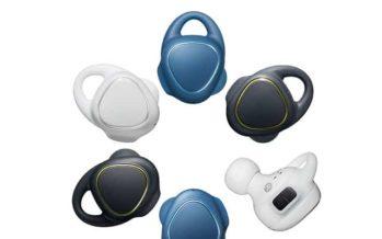 Eigenständige InEar-Kopfhörer Samsung Gear IconX können jetzt bestellt werden