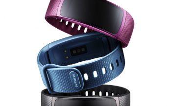 Samsung Gear Fit 2: Fitnessband mit gebogenem Display vorgestellt