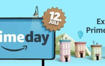 Amazon Primeday 2016 mit tausenden Schnäppchen steht bevor