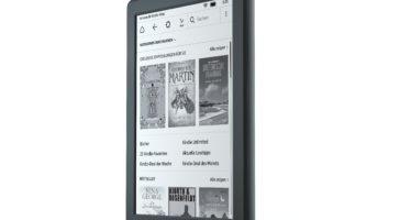 Amazon stellt Nachfolger des originalen Kindle vor