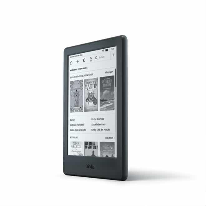 dv-c amazon kindle Kindle Amazon stellt Nachfolger des originalen Kindle vor Der neue Kindle 660x660