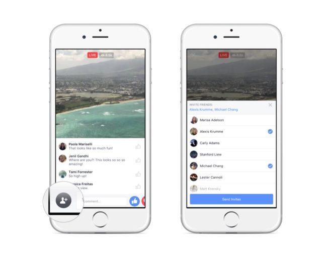 dv-c facebook live Facebook Live Facebook Live wird mit Warteraum und neuen Features getunet Facebook Live Video mit neuen Features 660x513