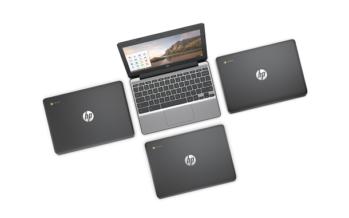 HP G5 Chromebook mit Touchscreen vorgestellt