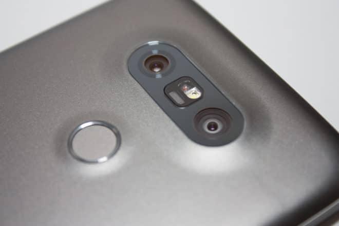 Hauptkameras, Blitz, Fingerabdrucksensor 2 lg g5 Getestet: Das LG G5 mit dem Kameramodul LG Cam – modulare Wunderwaffe Hauptkameras Blitz Fingerabdrucksensor 2 660x440
