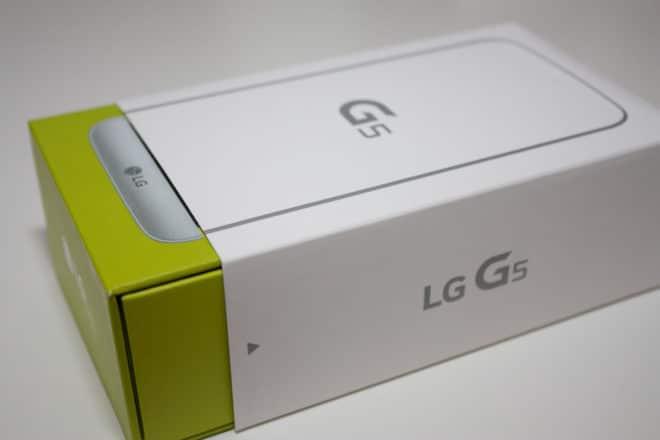 lg g5 Getestet: Das LG G5 mit dem Kameramodul LG Cam – modulare Wunderwaffe Karton geschlossen 660x440