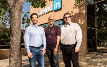 Microsoft schluckt LinkedIn für 26,2 Milliarden Dollar