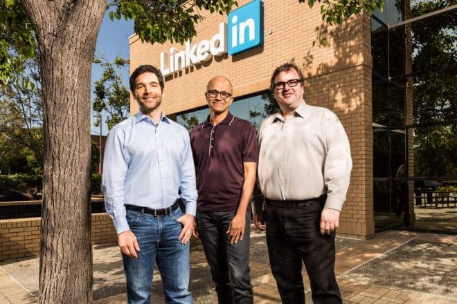 ac-c linkedin von microsoft aufgekauft Microsoft Microsoft schluckt LinkedIn für 26,2 Milliarden Dollar MS Linkedin 2016 06 12 1 c 660x440