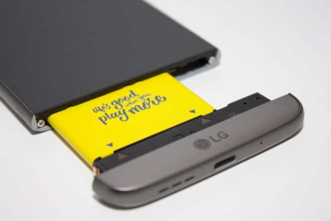 lg g5 Getestet: Das LG G5 mit dem Kameramodul LG Cam – modulare Wunderwaffe Magic Slot 660x440