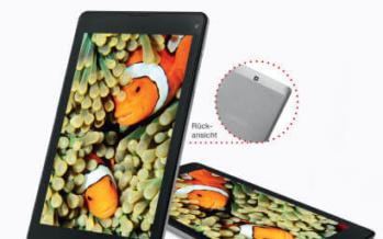 Aldi stellt durchwachsenes Tablet vor – das Medion Lifetab P8502