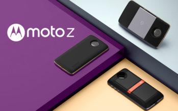 Lenovo bringt das Moto Z endlich nach Deutschland