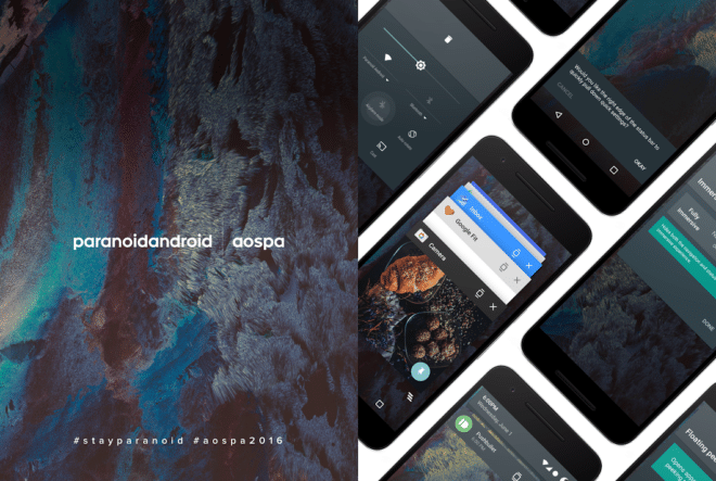 lo-c android paranoid 2016 Paranoid Custom-ROM Android Paranoid ist mit Marshmallow wieder zurück Paranoid Android 2016 Launch 660x443