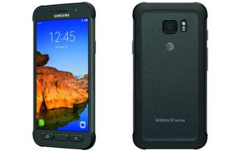 Outdoor-Smartphone Samsung Galaxy S7 Active vorgestellt