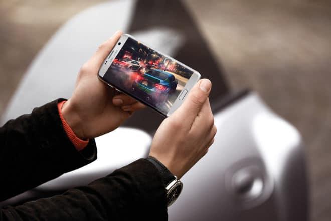 dv-c samsung galaxy s7 edge Samsung Galaxy S7 Samsung Galaxy S7 (Edge) verkauft sich wie geschnitten Brot Samsung Galaxy S7 Edge 660x440