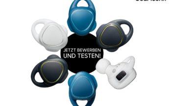 Samsung sucht Tester für die neuen Samsung Gear IconX