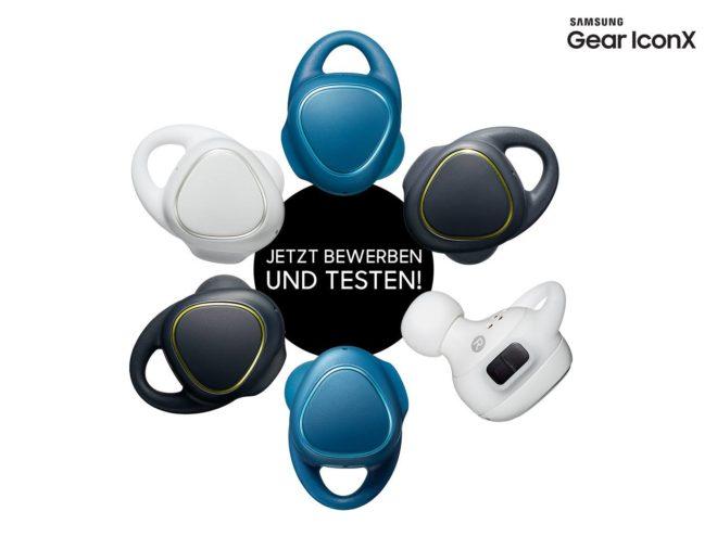 dv-c samsung gear iconx Samsung Gear IconX Samsung sucht Tester für die neuen Samsung Gear IconX Samsung Gear IconX Tester 660x495