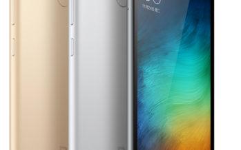 Einsteiger-Smartphone Xiaomi Redmi 3s soll den Markt aufmischen