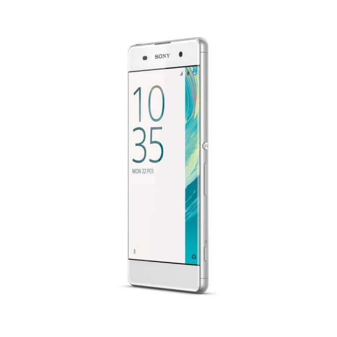 dv-c sony xperia xa Sony Xperia X Sony Xperia X Performance kommt doch nach Deutschland – auch das Xperia XA startet durch Xperia XA Weiss front40 660x660