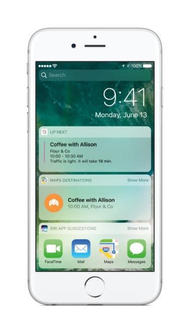 dv-c ios 10 iOS 10 iOS 10 – der größte Schritt in der iOS Geschichte den es jemals gab iPhone Today PR PRINT 377x660
