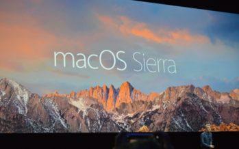 Apple bestätigt macOS Sierra – der Mac wird noch komfortabler