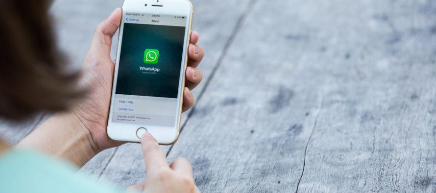 WhatsApp kann bald zitieren