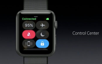 watchOS 3 vorgestellt: die Apple Watch soll schneller werden