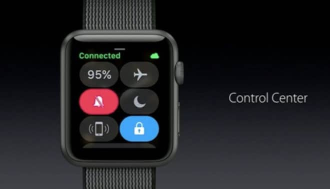 watchOS 3 watchOS 3 vorgestellt: die Apple Watch soll schneller werden watchos3 02 660x379