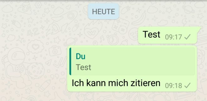 whatsapp_zitieren WhatsApp WhatsApp kann bald zitieren whatsapp zitieren 660x323