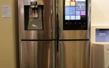 Samsung bringt smarten Kühlschrank mit eigenem Betriebssystem nach Deutschland